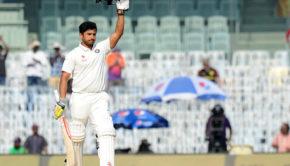 Karun Nair, the future star of Indian cricket. Image: Cricinfo
