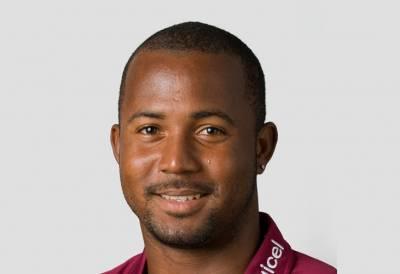 West Cricketer Dwayne Smith