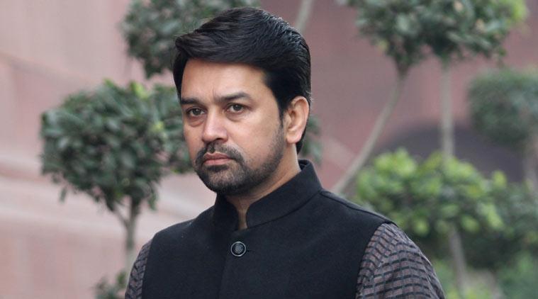 Anurag Thakur