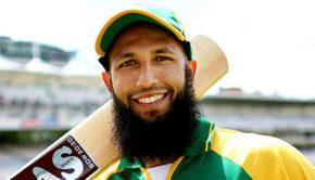 South Africa's Hashim Amla