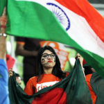 A Bangladeshi cricket fan