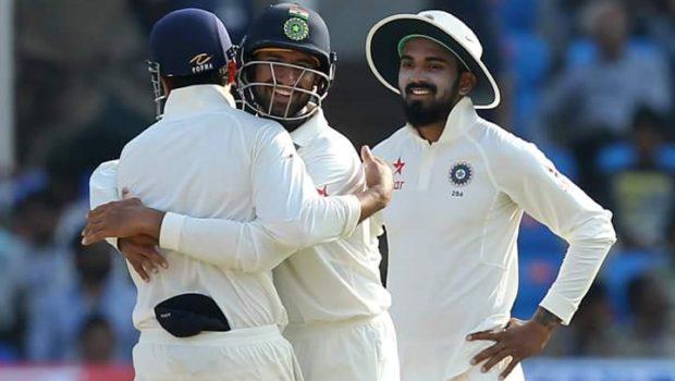 India v Bangladesh, only Test, 2017