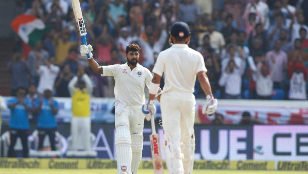 Murali Vijay Test hundred
