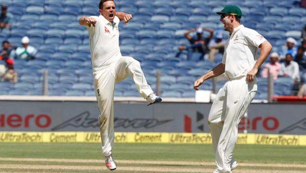 O_Keefe_celebrates_Kohli_wicket