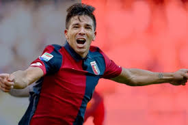 Son of Simeone: The new striking sensation of Serie A