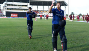 Root and Woakes