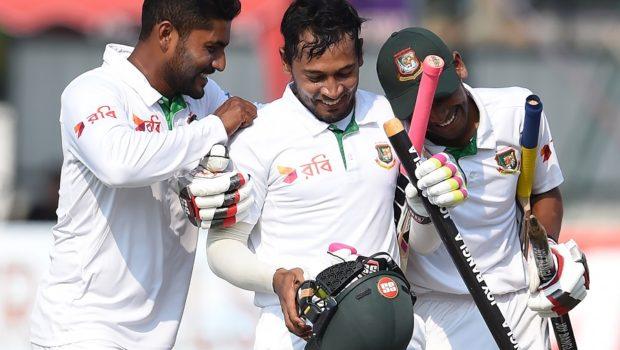 Bangladesh captain Mushfiqur Rahim