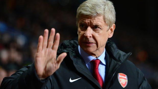 Arsene Wenger, Manager of Arsenal