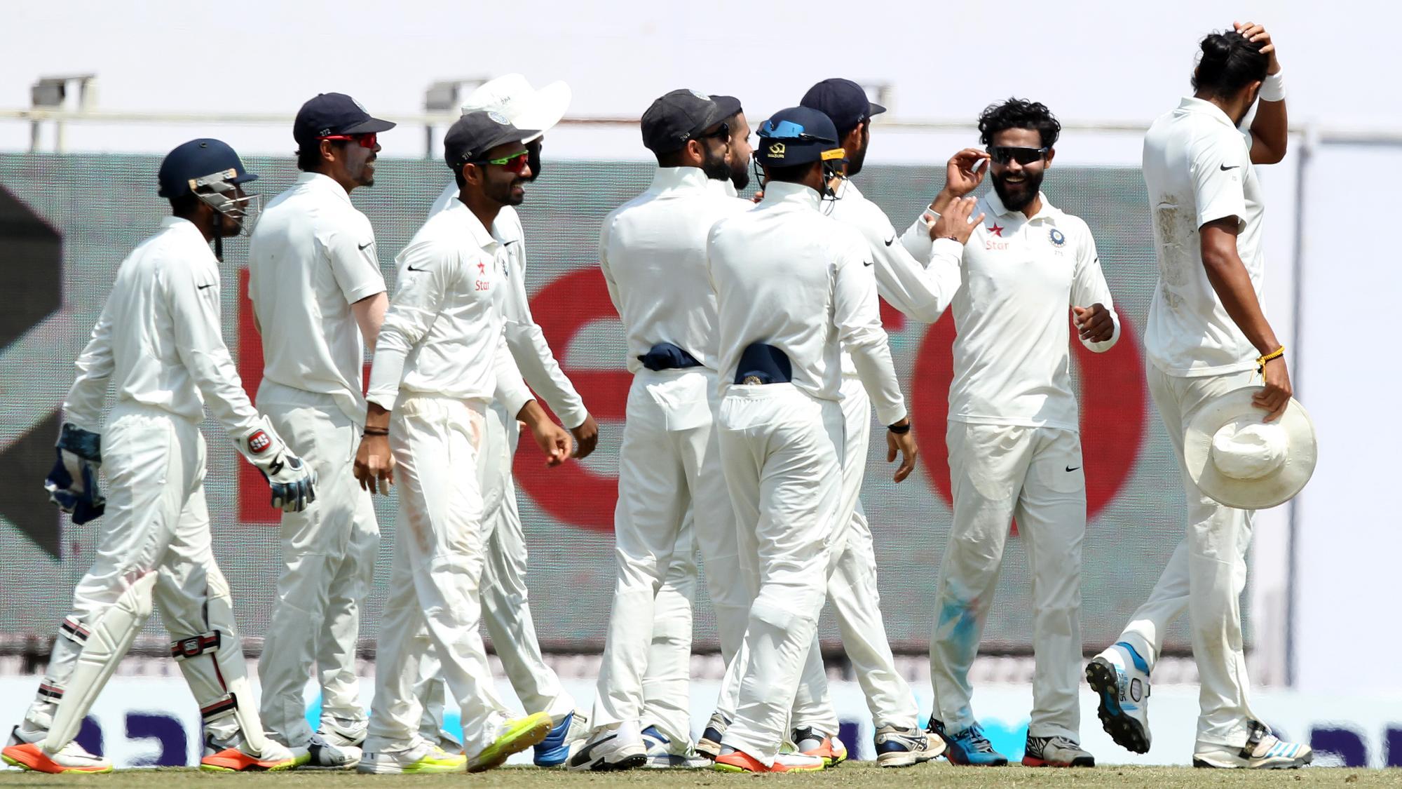 Ravindra_Jadeja_of_India_celebrates_wicket_of_Steven_Smith_captain_of_Australia