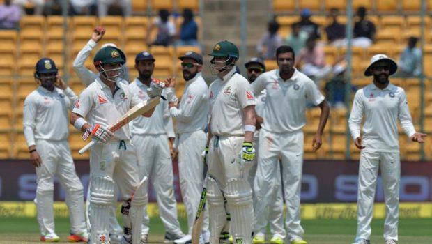 India v Australia Test controversial DRS