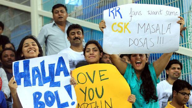 IPL crowd