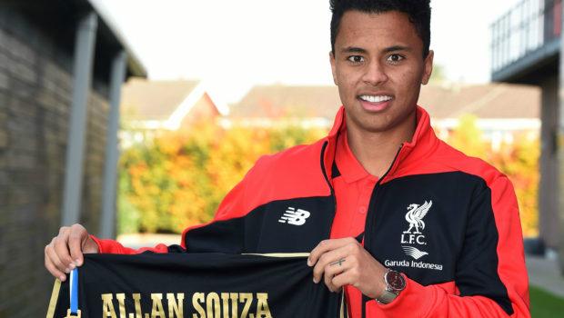 Allan de Souza: Liverpool's next superstar-in-waiting