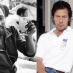 Viv and Imran: Titanic tussles in the 1980s