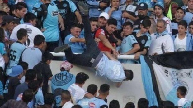 Supporter death overshadows Argentine football