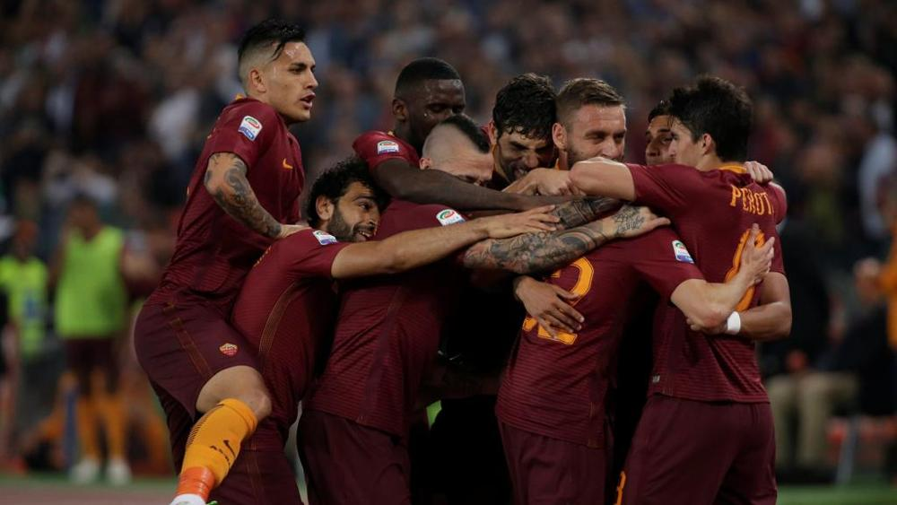 Roma rule over Juve to keep Scudetto title hopes alive