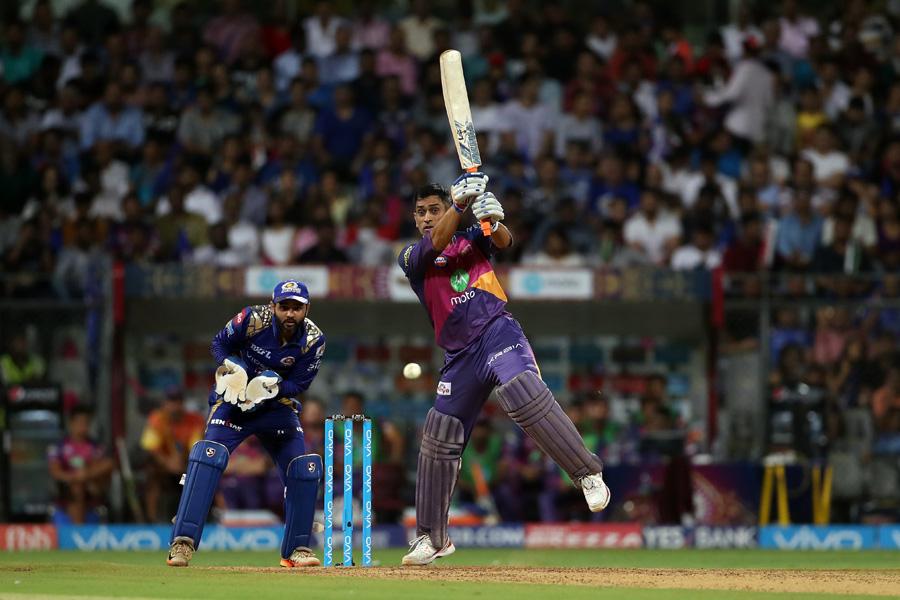 MS Dhoni Qualifier 1, IPL 2017