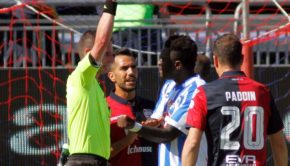 Why Italian football needs to support not sanction Sulley Muntari