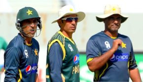 Younis Khan, Misbah and Waqar Younis