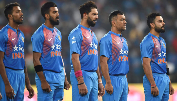India at ICC Champions Trophy 2017