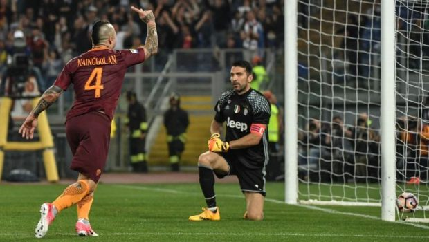 Roma vs Juventus 2017