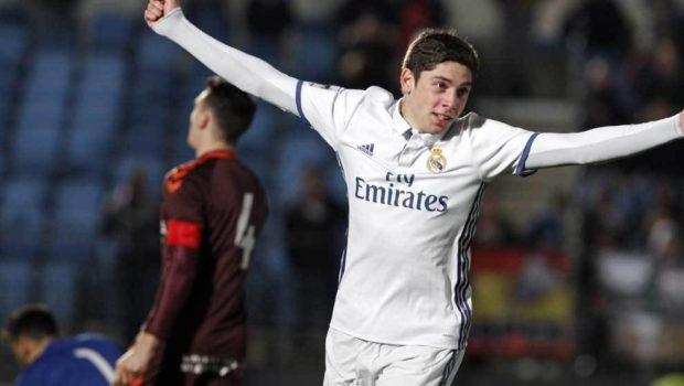 Fede Valverde: Real Madrid's future Kroos control in midfield