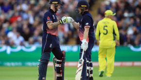 Eoin Morgan and Ben Stokes