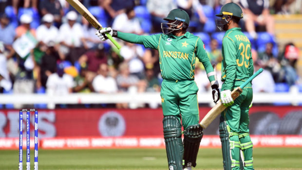 Azhar Ali and Fakhar Zaman