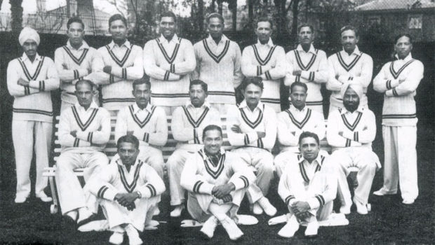 1932 All-India side which toured England
