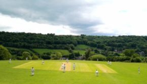 Scenic Grounds in England - 1: Sheepscombe, Stroud