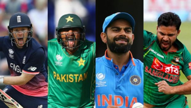 ICC Champions Trophy Semifinal lineup