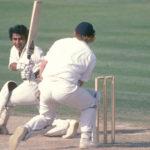 Sunil Gavaskwar at Oval