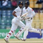 Sri Lanka Test batsmen