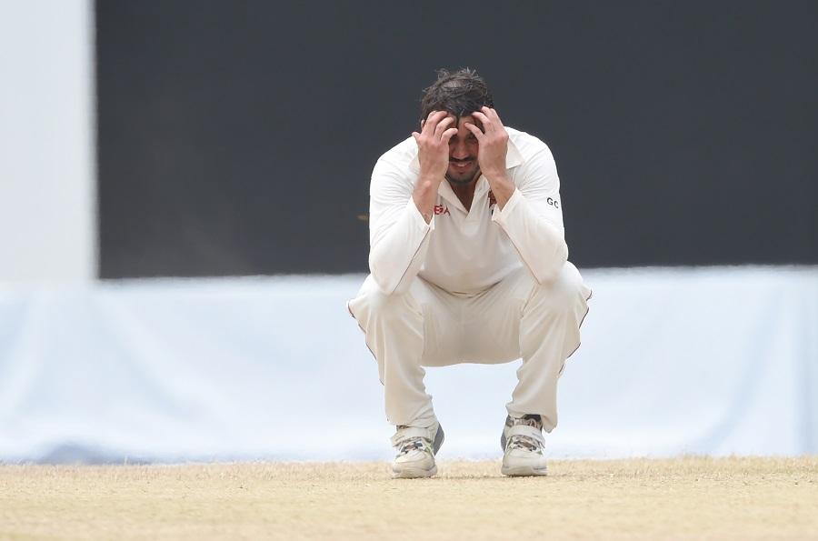 Zimbabwe cricket captain Graeme Cremer