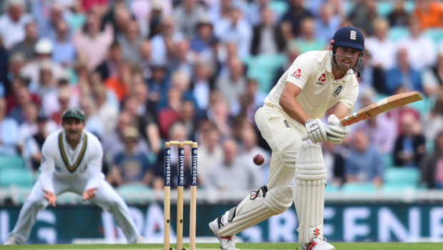 Alastair Cook: England's best man for a reason