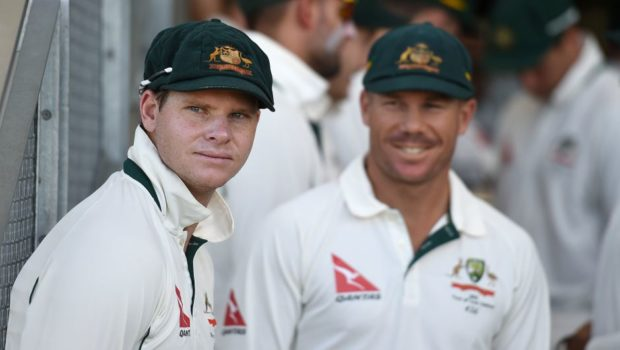 Steve Smith and David Warner