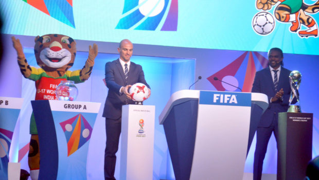 U17 World Cup Draw India