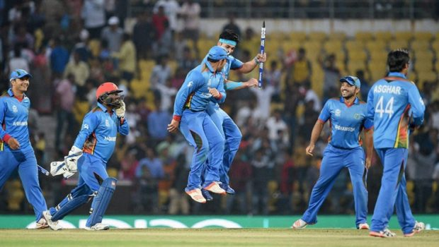 Afghan/WI T20 World cup match in Nagpur