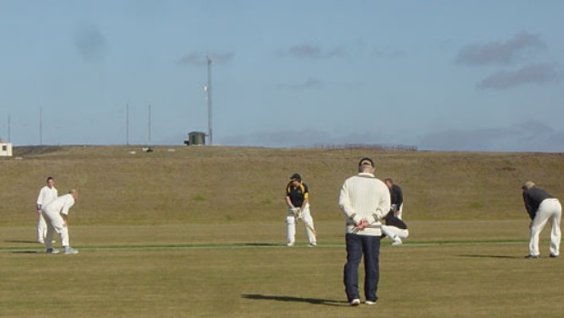 Falkland Island Cricket