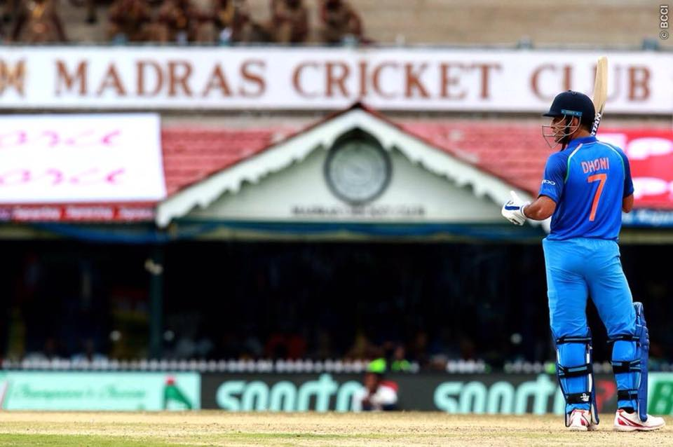MS Dhoni : The local boy returns home