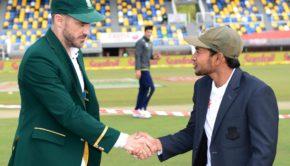 Toss time South Africa v Bangladesh