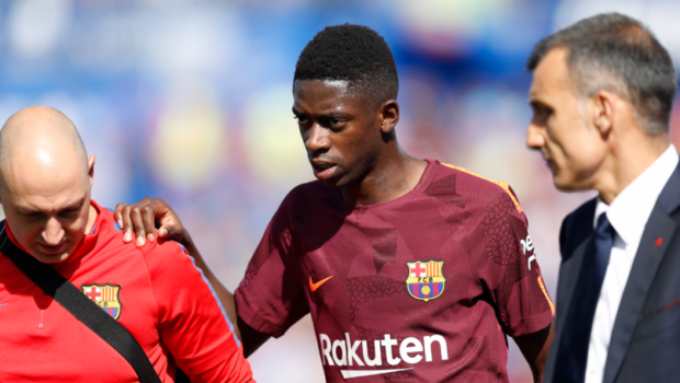 La Liga review: A dark day for Dembele but bright skies for Bale