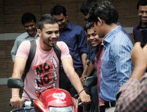Masharfe Bin Mortaza in interaction with journalists. Image Courtesy: BCB