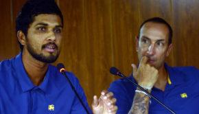 Sri Lanka's Test cricket captain Dinesh Chandimal