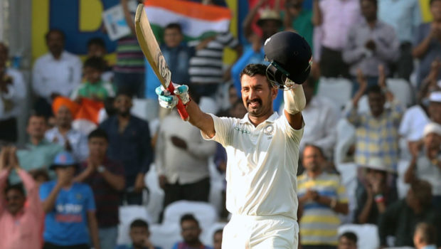 Cheteshwar Pujara and his paradoxical Test career