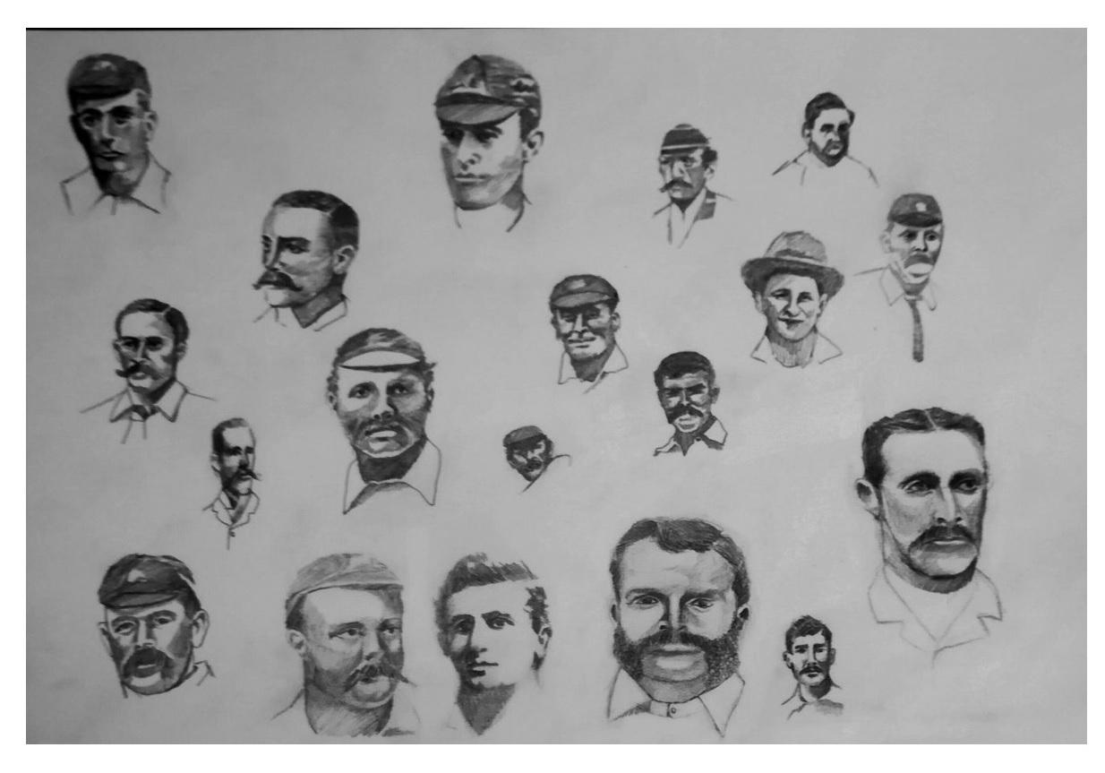 Blinders Moustache Logo