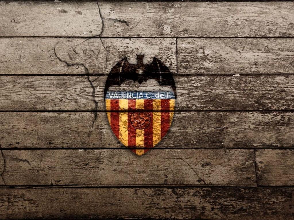 Valencia Fc Logo Wallpaper 1024x768 Cricketsoccer