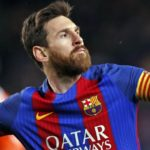 Messi off Barcelona