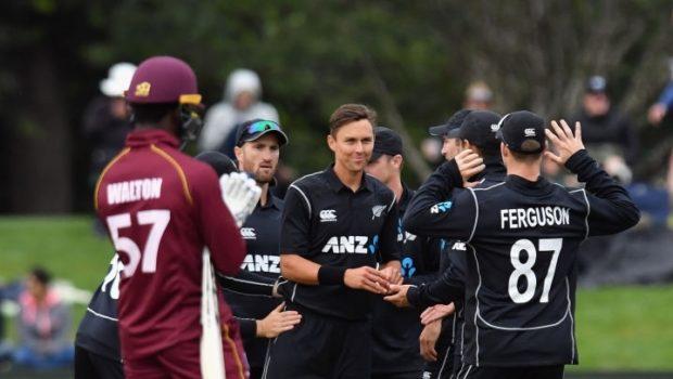 West Indies v New Zealand