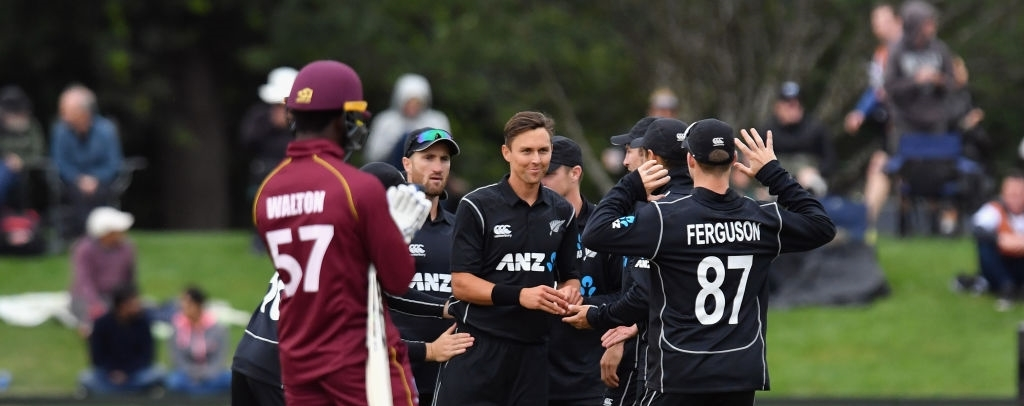 West Indies v New Zealand
