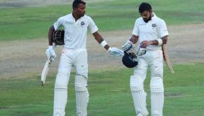 Virat Kohli and Hardik Pandya